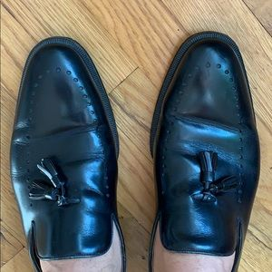 Authentic Gucci Tassel Loafers.